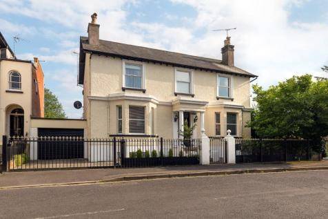 READING CONSERVATION AREA *Quiet, easy walk town centre & station. 5 bedroom detached house for sale