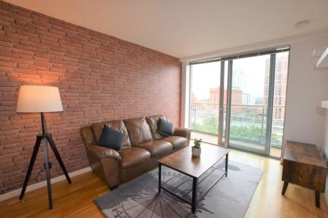 Whitehall Quay. 2 bedroom apartment