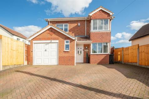Lightwood Road, Dudley, DY1 2RS. 4 bedroom detached house
