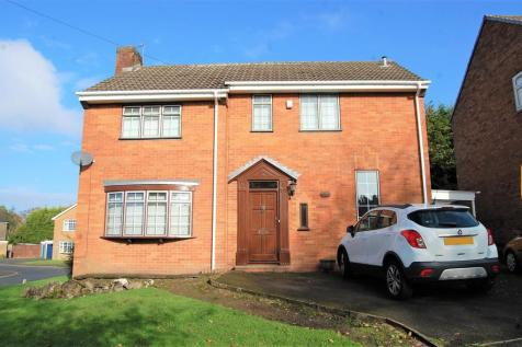 Viewfield Crescent, Sedgley, DY3 3UL. 4 bedroom detached house