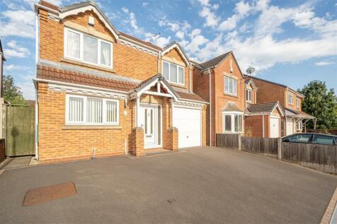 Richborough Drive, Dudley, DY1 3PZ. 4 bedroom detached house