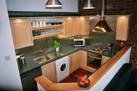 Flat 4, Savile Park Mills, Savile Park. 1 bedroom apartment