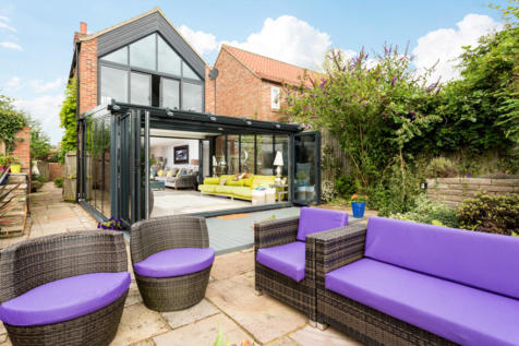 High Catton. 5 bedroom barn conversion for sale