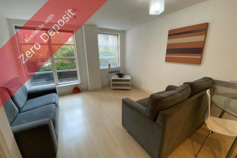 Quadrangle, Lower Ormond Street, Manchester. 2 bedroom apartment