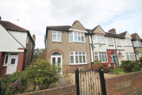 Brangbourne Road, Bromley, BR1. 3 bedroom end of terrace house
