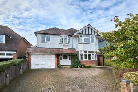 Gurney Court Road, St. Albans, Hertfordshire, AL1. 4 bedroom detached house for sale