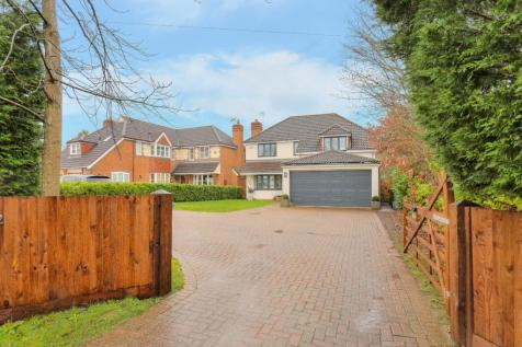 Mount Pleasant Lane, Bricket Wood, St. Albans, Hertfordshire, AL2. 5 bedroom detached house for sale