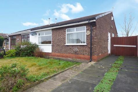 Oakdene Avenue, Woolston, Warrington. 2 bedroom bungalow