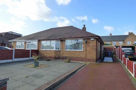 Southdale Road, Paddington, Warrington. 3 bedroom bungalow