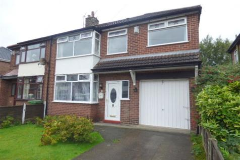 Jackson Avenue, Paddington, Warrington. 4 bedroom house