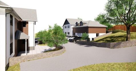 Hardwick Nurseries, Ridge Road. 5 bedroom detached house