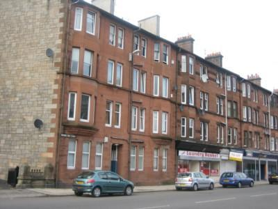 Broomland Street, Paisley. 1 bedroom flat