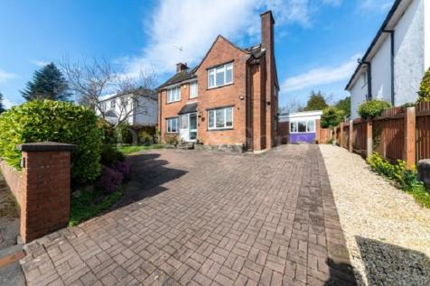 Quebec Close, Newport. NP20 3RA. 4 bedroom detached house