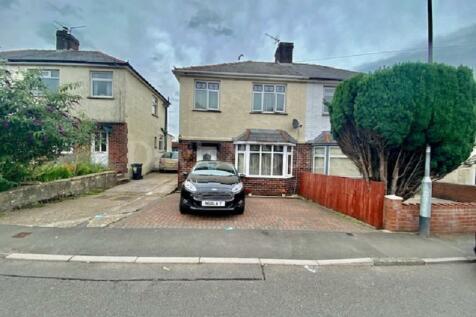 Pillmawr Road, Newport. NP20 6WG. 3 bedroom semi-detached house