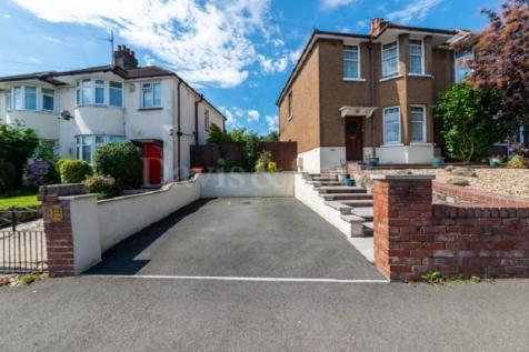 Queens Hill Crescent,, City centre,, Newport. NP20 5HH. 3 bedroom semi-detached house