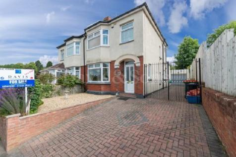 Beechdale Road, Newport, Gwent. NP19 8AE. 3 bedroom semi-detached house