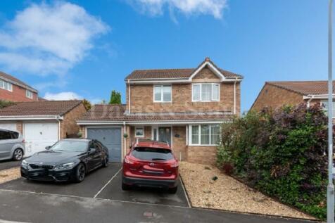 Greenwood Drive, Henllys, Cwmbran, Torfaen. NP44 6EA. 4 bedroom detached house for sale