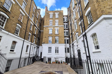Fanshaw Street, London, N1. 1 bedroom flat