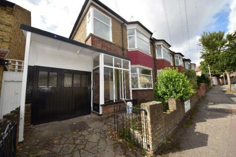 Rose Avenue, London, E18. 3 bedroom semi-detached house