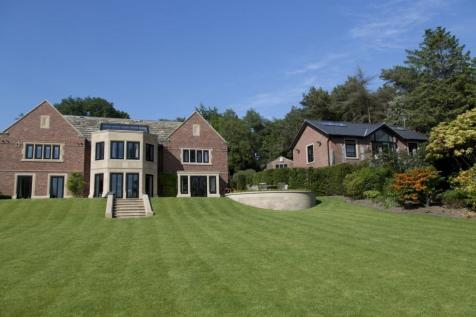 Macclesfield Road, Alderley Edge. 6 bedroom detached house for sale