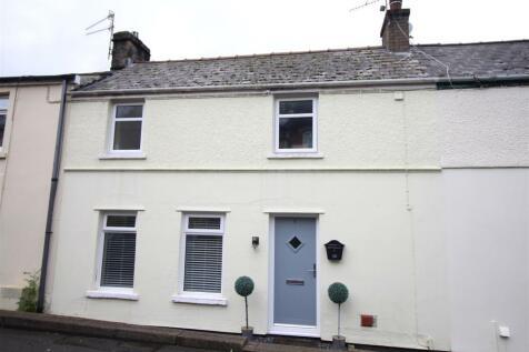 Ffrwd Road, Abersychan, Pontypool. 3 bedroom terraced house for sale