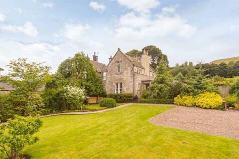 North Hillend House, Biggar Road, Edinburgh, EH10 7DX. 3 bedroom semi-detached house