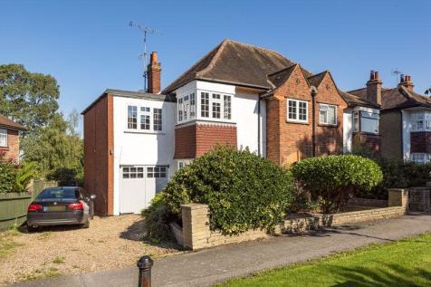Greenhill, Sutton. 4 bedroom semi-detached house