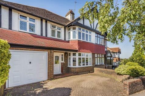 Highfield Road, Sutton. 4 bedroom semi-detached house