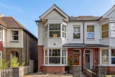 St. Barnabas Road, Sutton. 4 bedroom semi-detached house for sale
