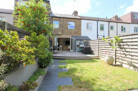 Pylbrook Road, Sutton. 2 bedroom terraced house for sale