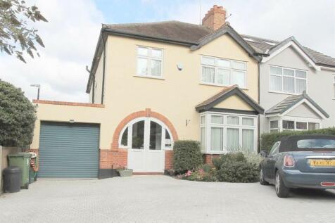 Aultone way, Sutton. 4 bedroom semi-detached house for sale