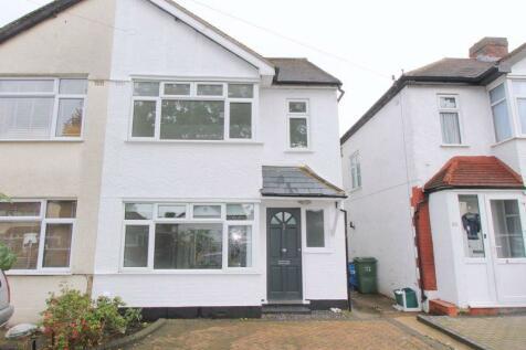 Westfield Road, Sutton. 4 bedroom semi-detached house for sale
