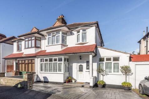 Cranleigh Gardens, Sutton. 4 bedroom semi-detached house for sale