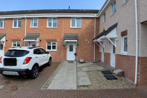 Ivy Gardens, Paisley, Renfrewshire, PA1. 2 bedroom terraced house for sale