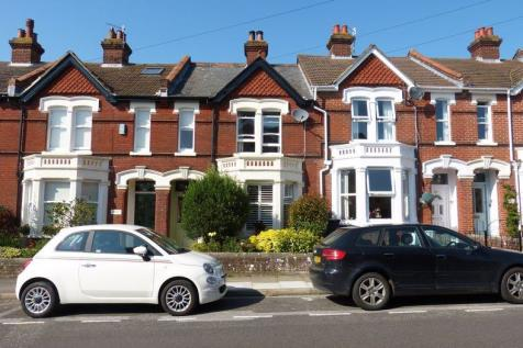Albany Road, Salisbury. 4 bedroom terraced house for sale