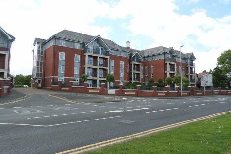 Newton Drive, Blackpool, Lancashire, FY3. 1 bedroom ground floor flat