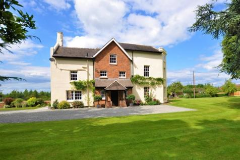 Park Farmhouse, Grangewood, Derbyshire. 7 bedroom detached house for sale
