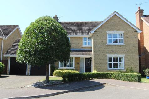 Sycamore Close, St Ippolyts, Hitchin, SG4. 4 bedroom house