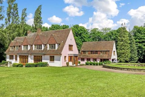 Birch Lane, Webb Estate, Purley, Surrey. 5 bedroom detached house