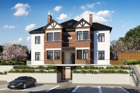 Welcomes Road, Kenley, Surrey. 2 bedroom penthouse