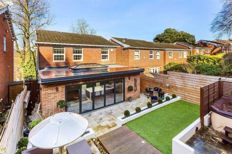 Warren Road, Purley, Surrey. 4 bedroom detached house
