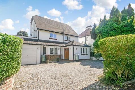 Manor Way, West Purley, Surrey. 4 bedroom detached house