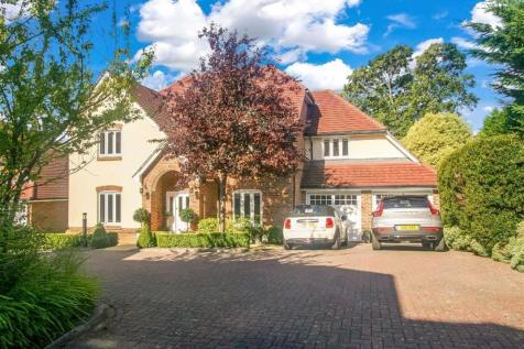 Hillthorpe Close, Purley. 5 bedroom detached house