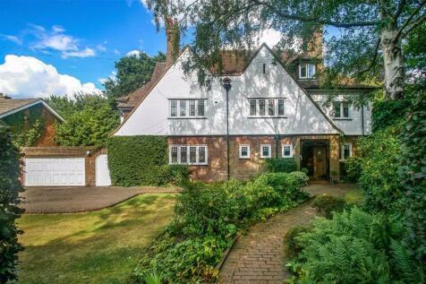 Oakwood Avenue, Purley, Surrey. 6 bedroom detached house