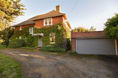 Sutton Avenue, Seaford, East Sussex. 4 bedroom detached house for sale
