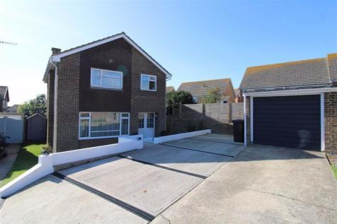 Balmoral Close, Seaford, East Sussex. 4 bedroom detached house for sale