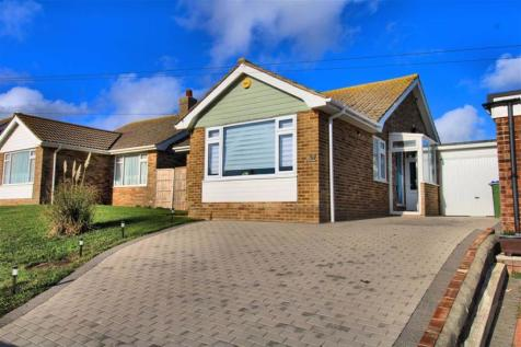 Hawth Park Road, Seaford, East Sussex. 3 bedroom detached bungalow for sale