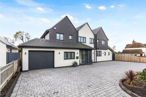 Hartfield Road, Seaford, East Sussex. 6 bedroom detached house for sale