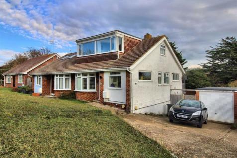 Hawth Place, Seaford, East Sussex. 4 bedroom semi-detached house for sale