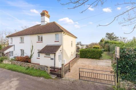 Chyngton Cottages, Seaford, East Sussex. 2 bedroom cottage for sale